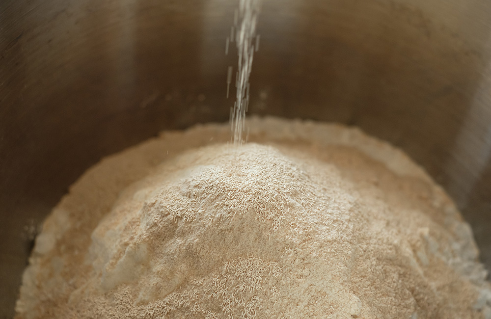 Fresh yeast
